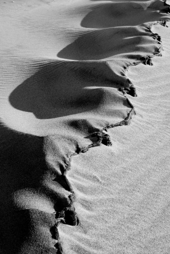 Wall in the Sand