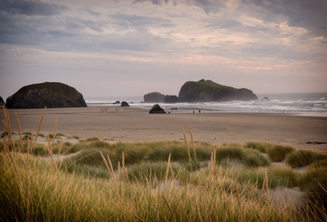 The beautiful Oregon Coast.