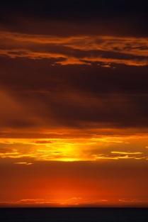 One on many stunning sunsets I enjoyed in Menorca.