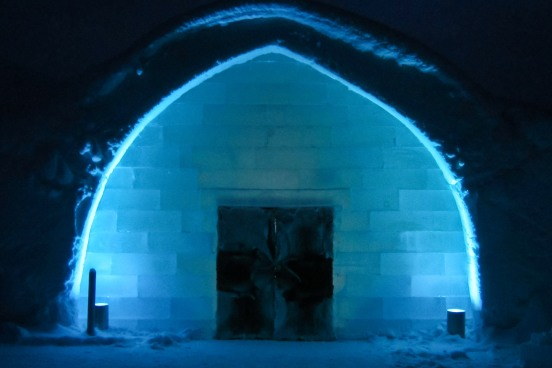 Cold Entrance