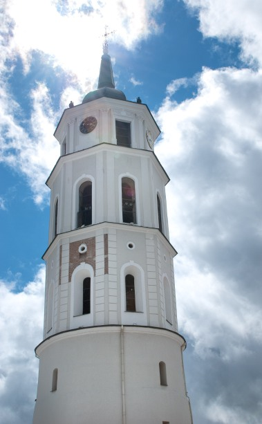 The Belfry of Vilnius Cathedral
